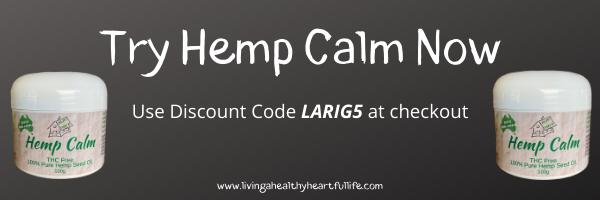 Try Hemp Calm Now
